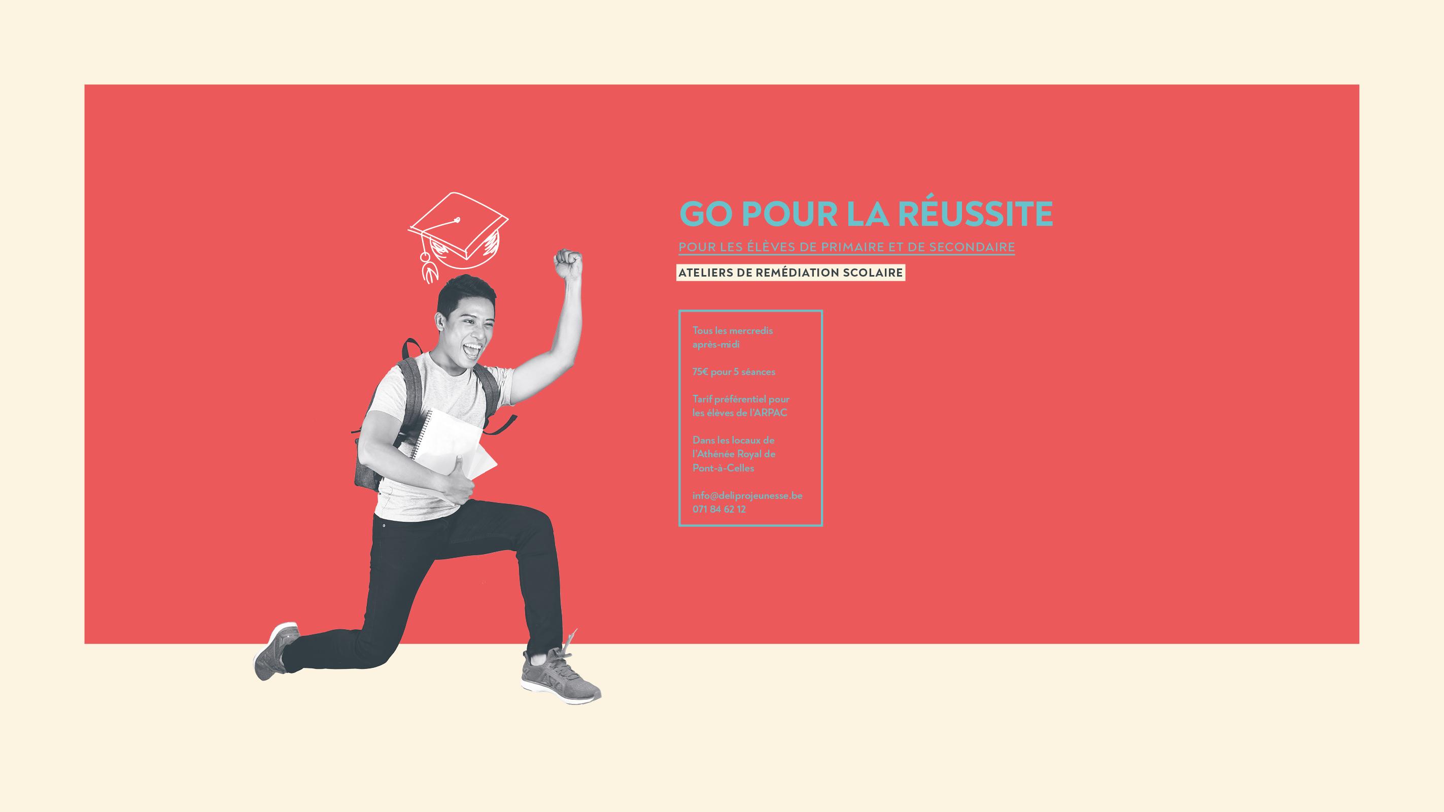 GO POUR LA REUSSITE !